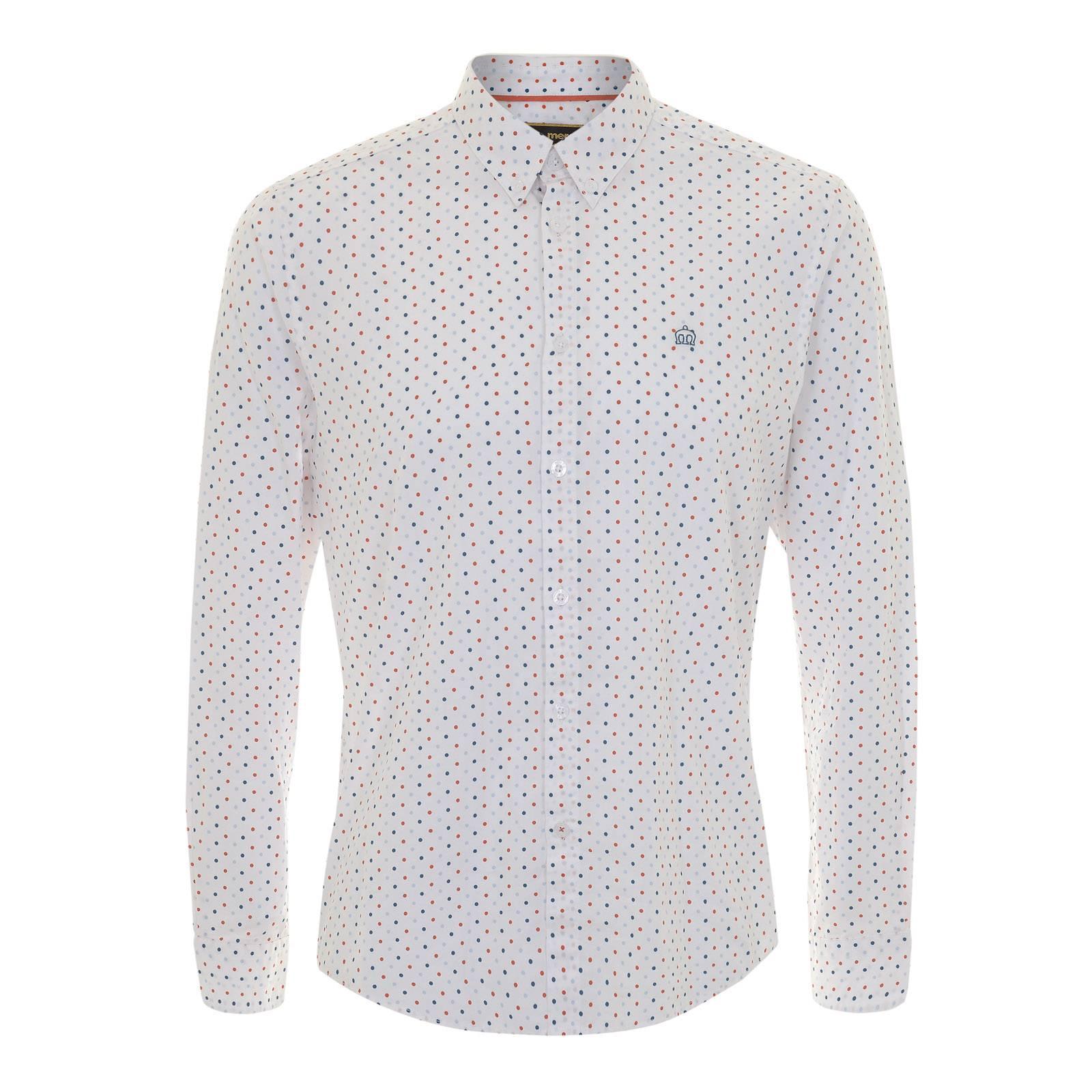 Рубашка CrescentAW16 PROMO SALE<br><br><br>Артикул: 1515114<br>Материал: 100% хлопок<br>Цвет: белый<br>Пол: Мужской