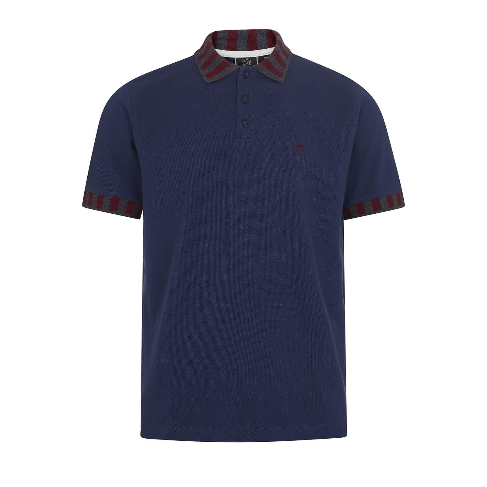 Рубашка Поло ConnellПоло под заказ<br><br><br>Артикул: 1917202<br>Материал: 100% хлопок<br>Цвет: синий<br>Пол: Мужской