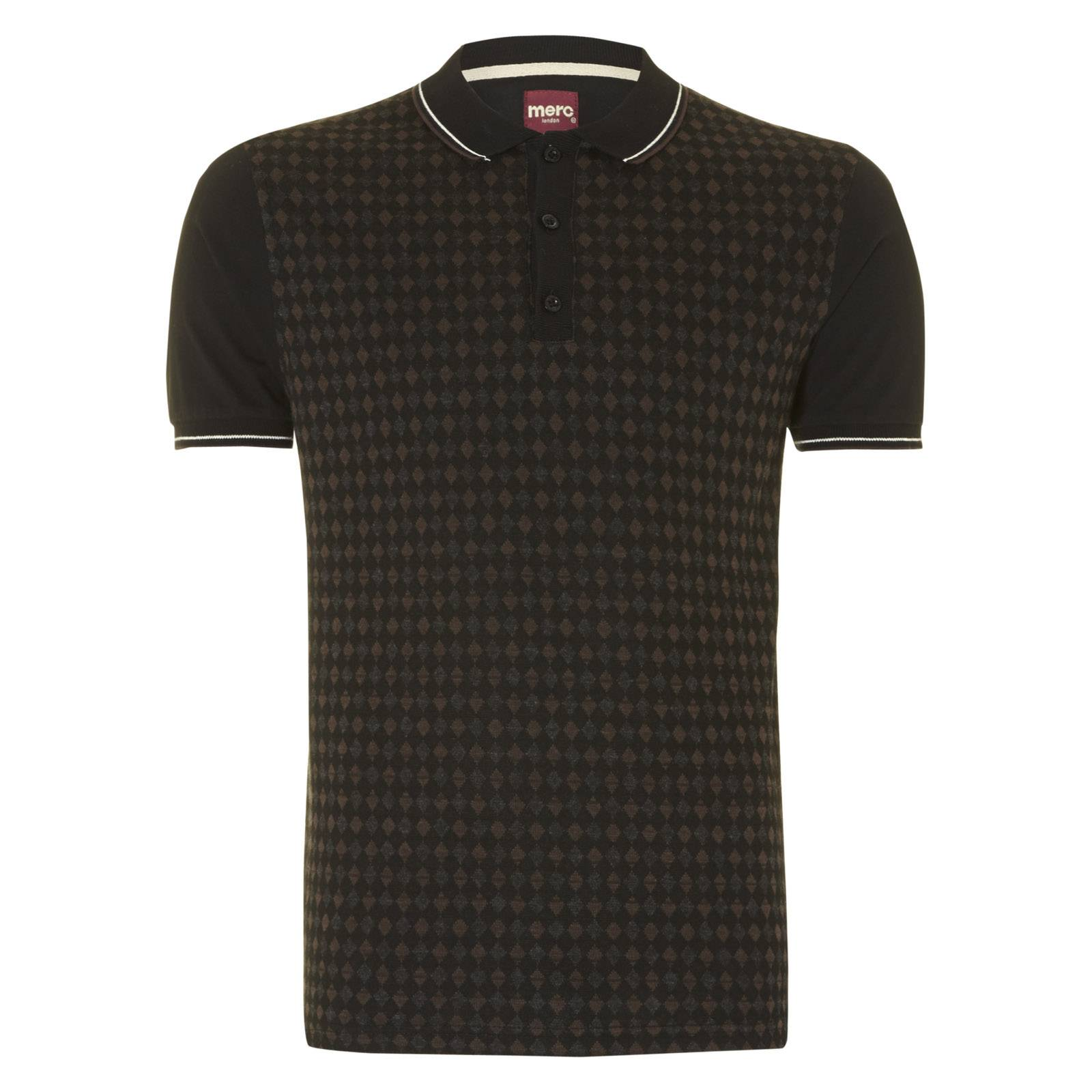 Рубашка Поло WareПоло<br><br><br>Артикул: 1914205<br>Материал: Передняя сторона - 60% полиэстер, 35% вискоза, 5% эластан; Задняя сторона - 100% хлопок<br>Цвет: темно-коричневый<br>Пол: Мужской