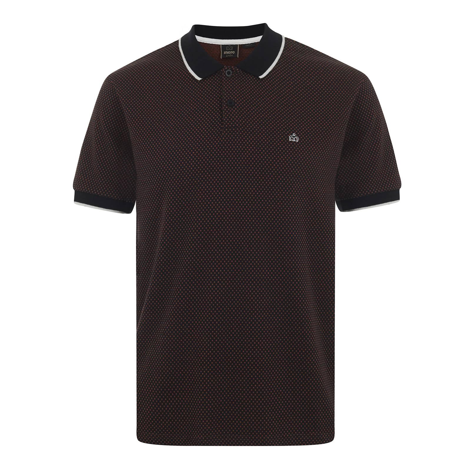 Рубашка Поло HuxleyПоло<br><br><br>Артикул: 1915204<br>Материал: 65% вискоза, 30% полиэстер, 5% эластан<br>Цвет: кирпичный<br>Пол: Мужской