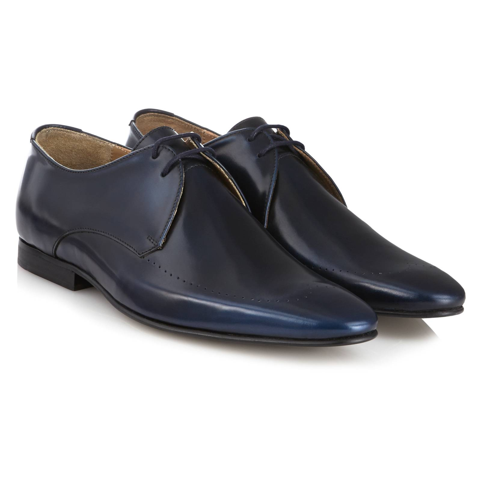 Ботинки Дерби Regent IIОбувь под заказ<br><br><br>Артикул: 0914103<br>Материал: 100% кожа<br>Цвет: темно-синий<br>Пол: Мужской