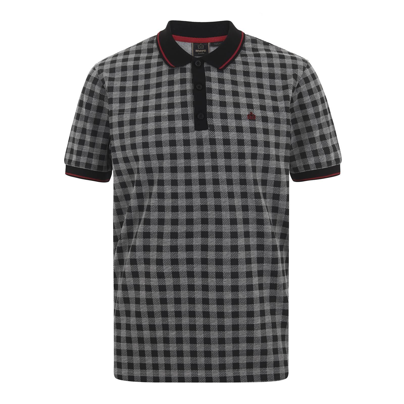 Merc London Рубашка Поло Bosley • 1915207