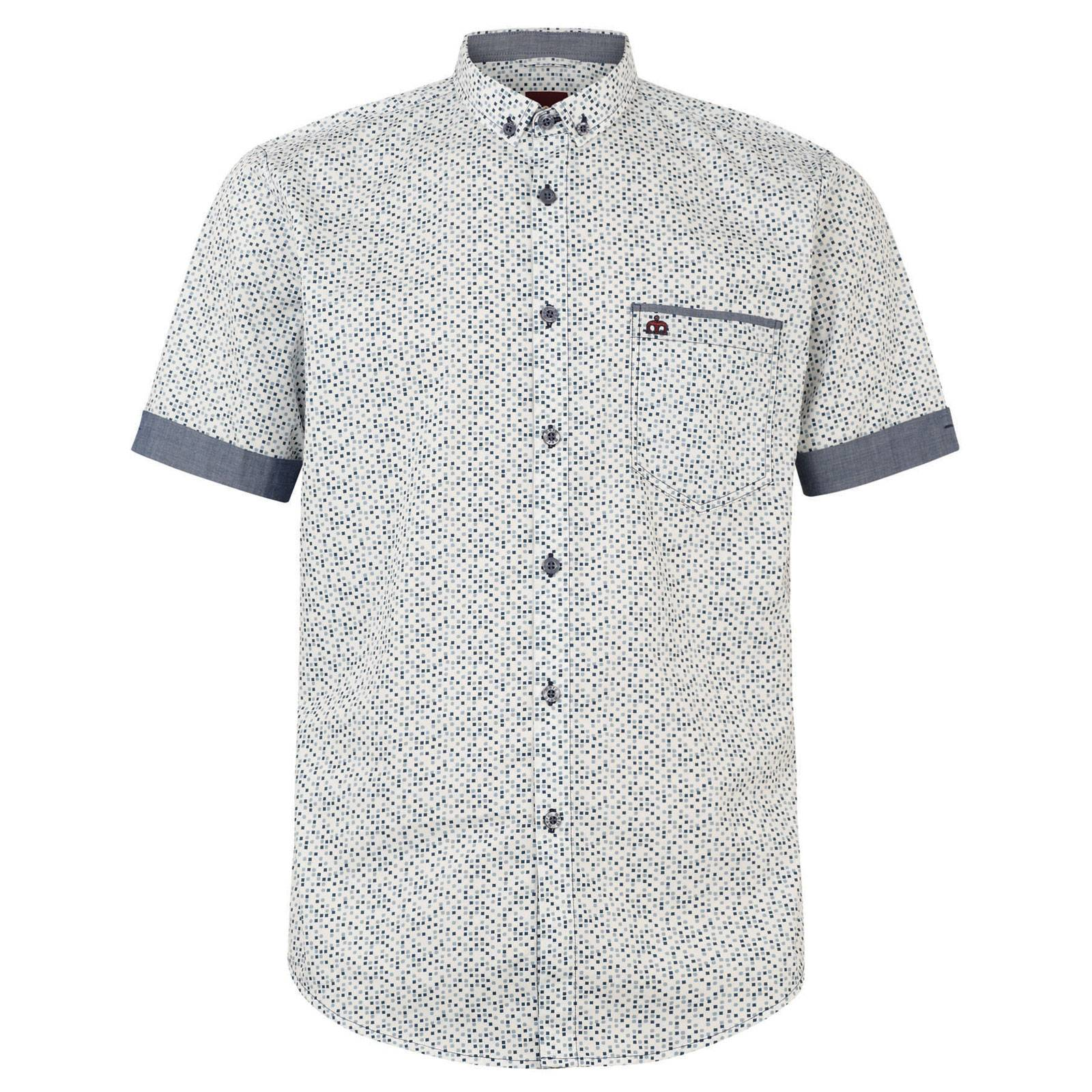 Рубашка OrvilleРубашки<br><br><br>Артикул: 1513104<br>Материал: 100% Хлопок<br>Цвет: белый<br>Пол: Мужской