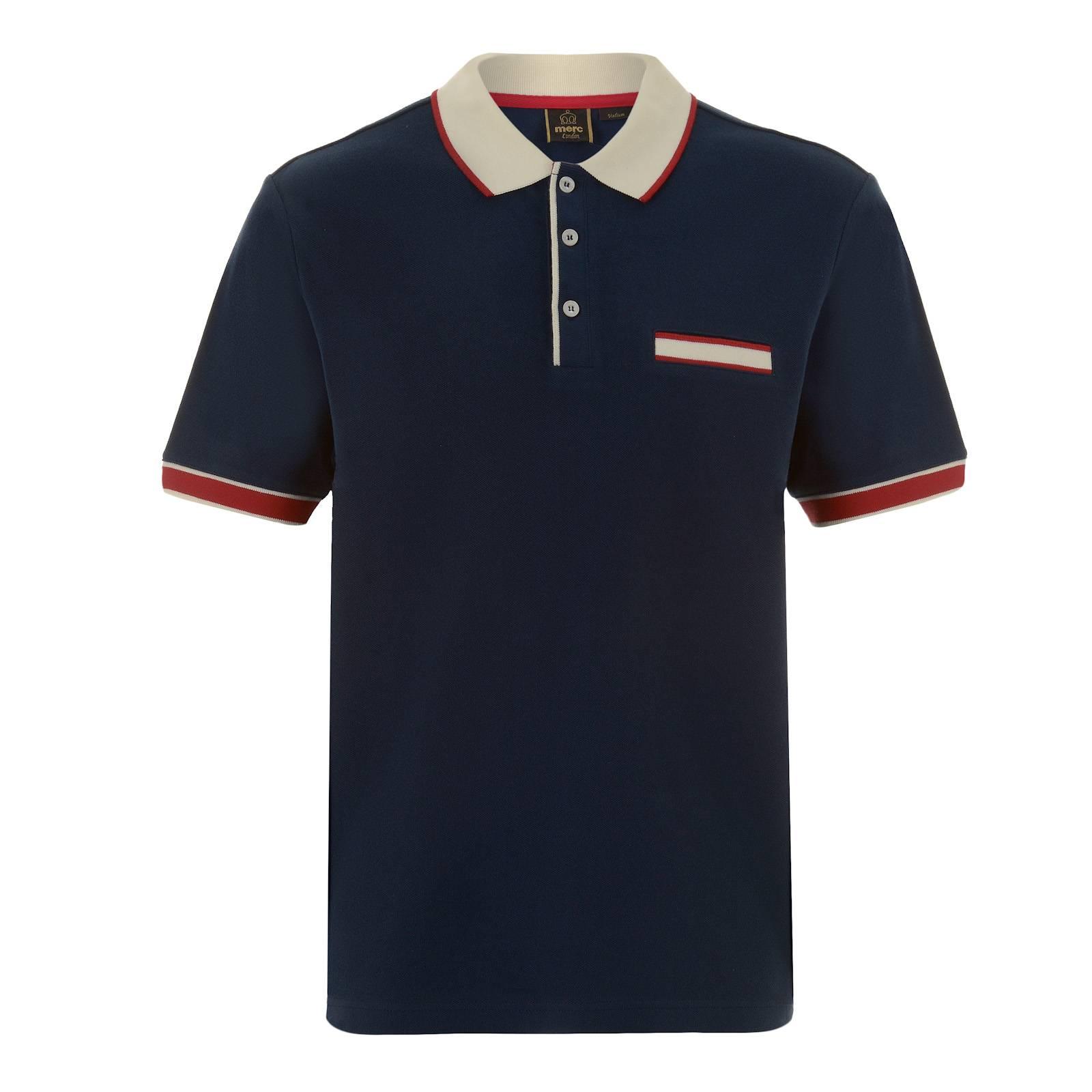 Merc London Рубашка Поло Fenwick • 1915106