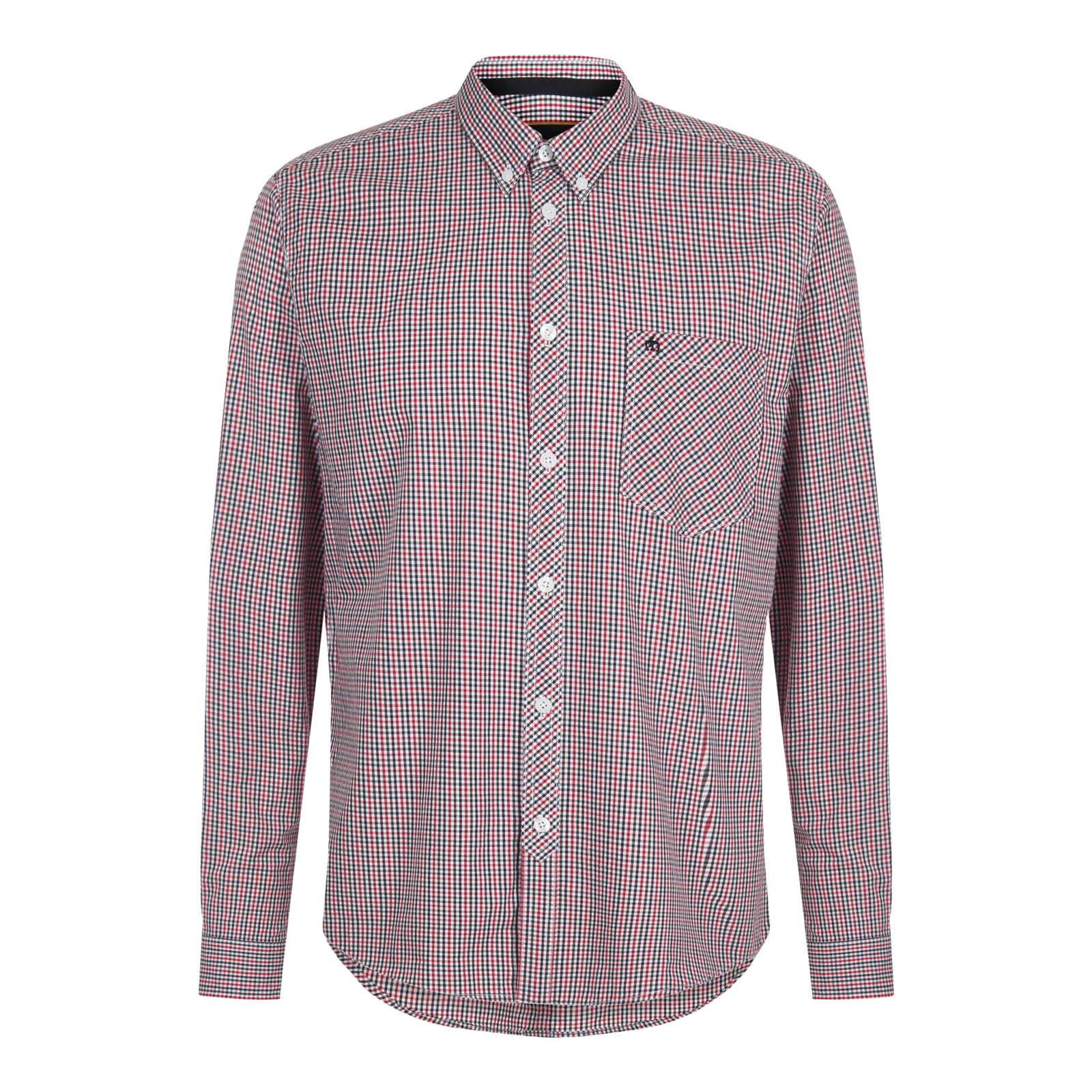 Merc London Рубашка Syndale • 1516211