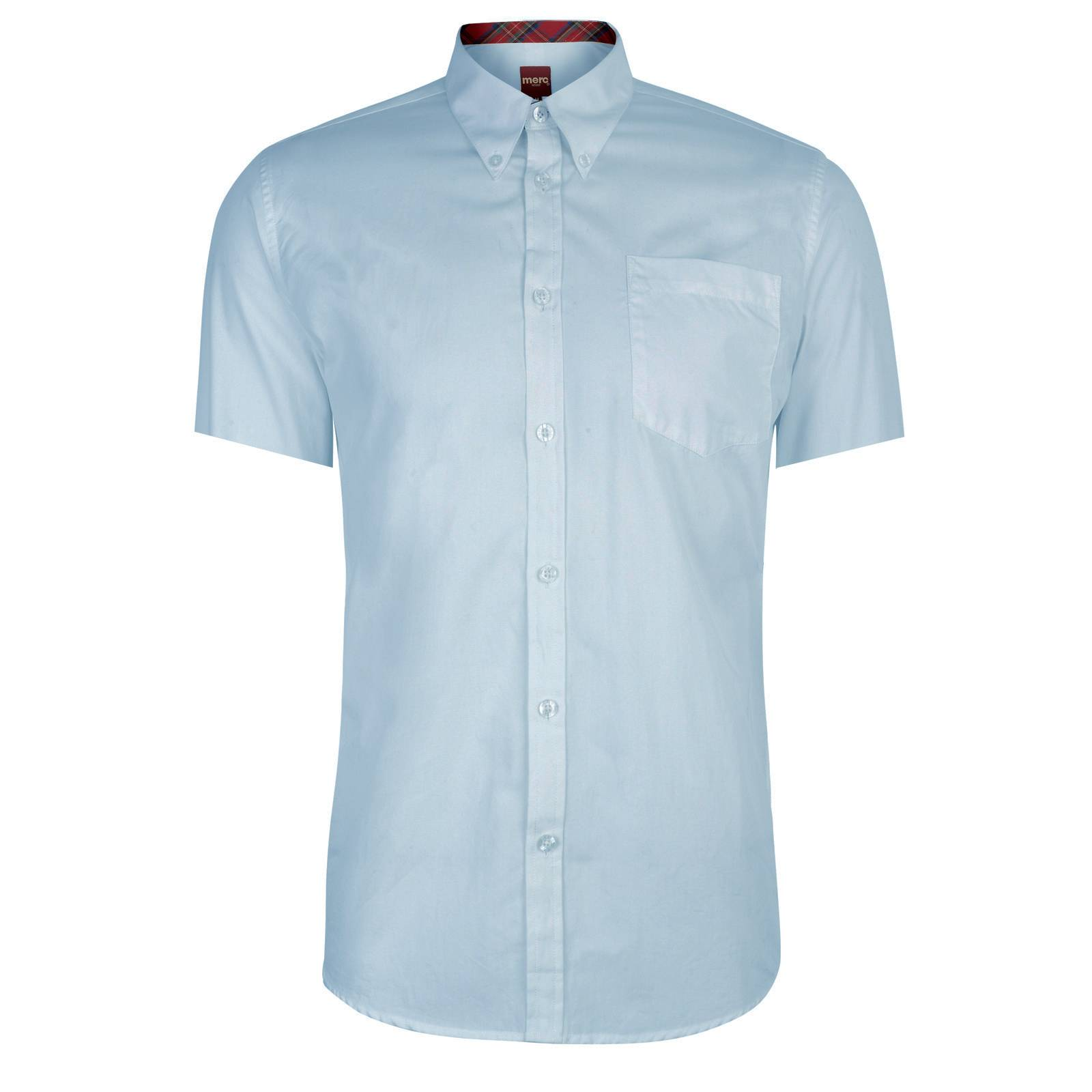 Merc London Рубашка Baxter • 1507102
