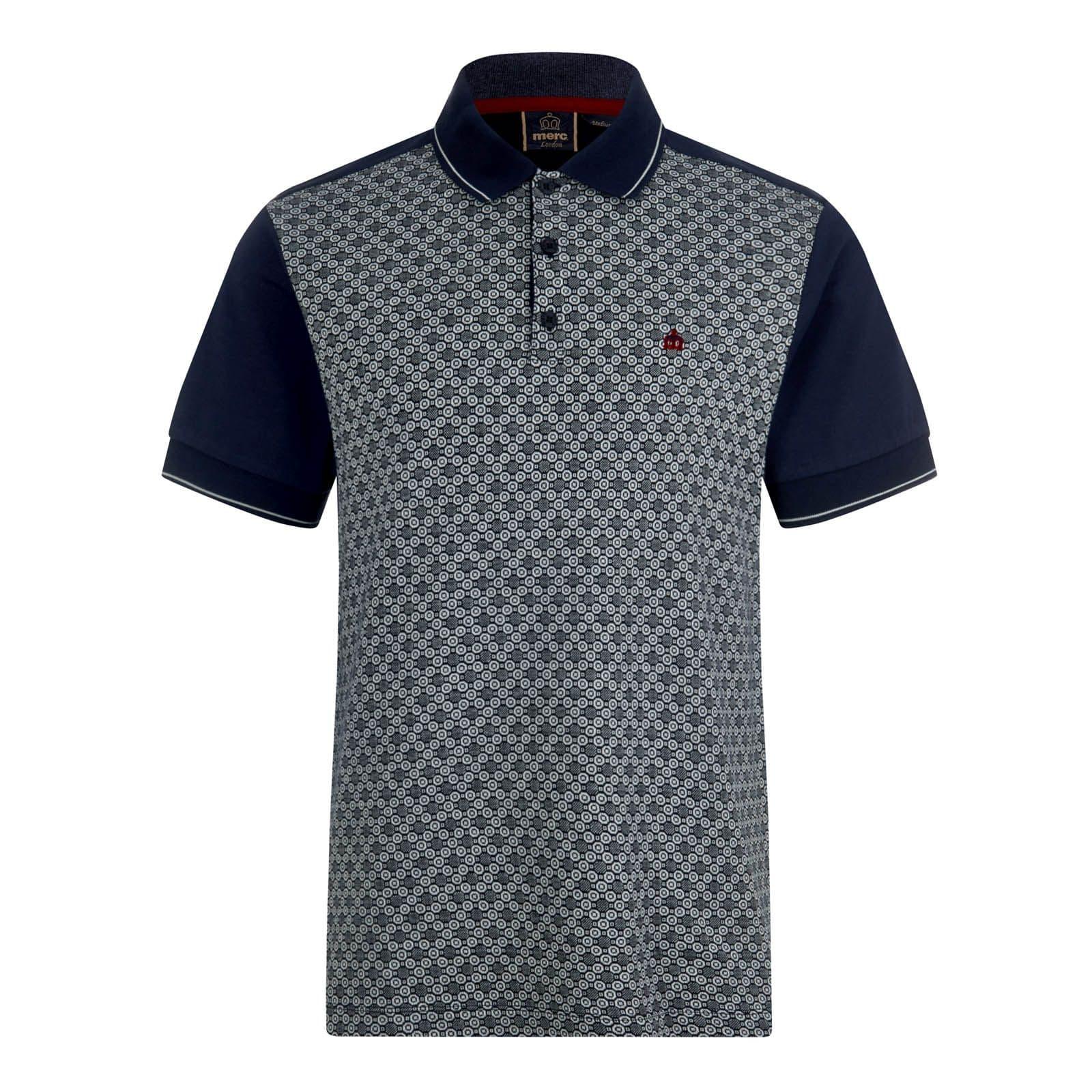 Рубашка Поло EskhamПоло под заказ<br><br><br>Артикул: 1916203<br>Материал: 100% хлопок<br>Цвет: синий с голубым<br>Пол: Мужской