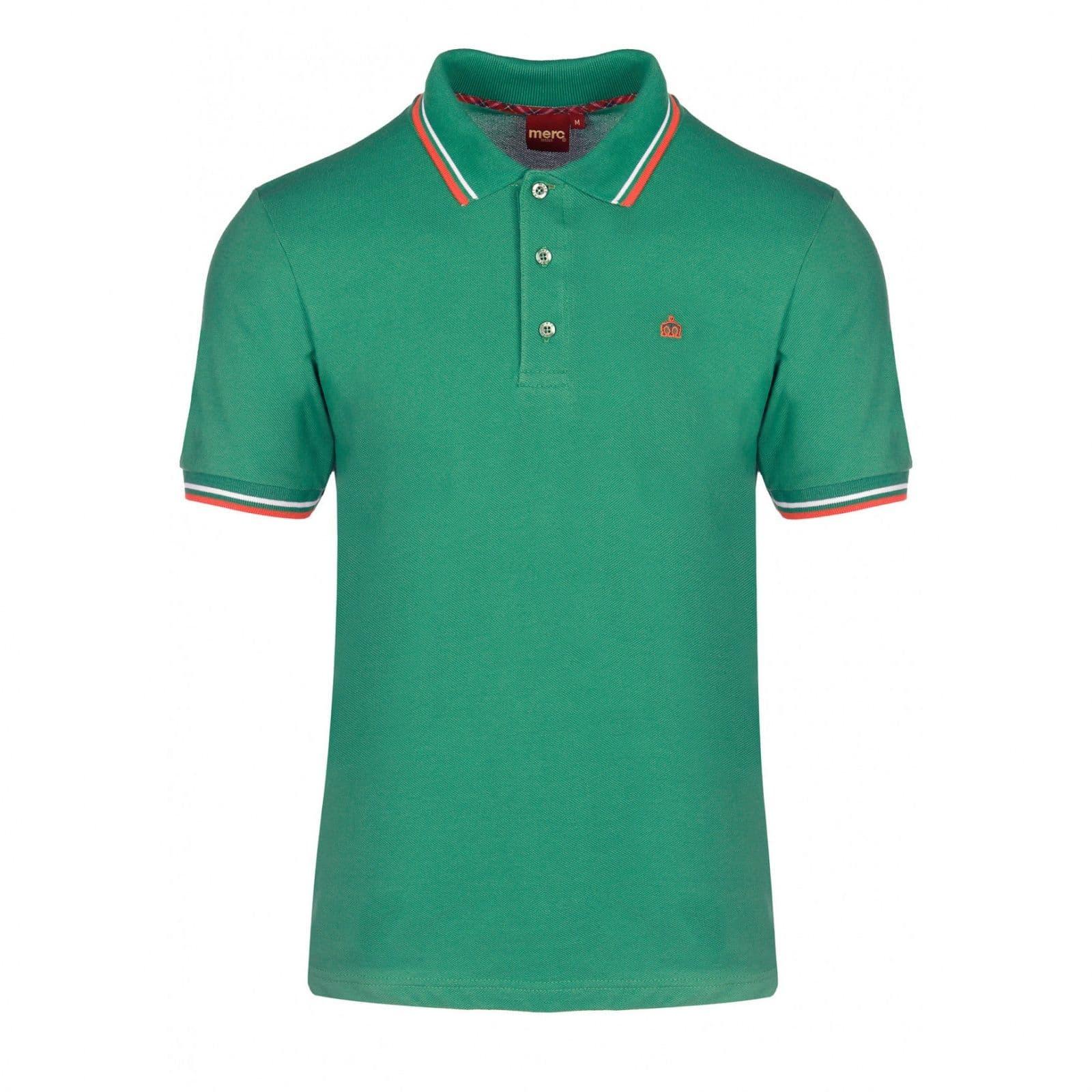 Рубашка Поло CardКлассические<br>Эта легендарная, выпускаемая на протяжении десятилетий мужская модель рубашки поло с коротким рукавом, принадлежащая к базовой всесезонной линии Core, производится из высококачественной хлопковой ткани пике — прочной и долговечной. Аккуратный фирменный логотип Корона привносит британский аристократизм в традиционный лаконичный дизайн, контрастные полосы на воротнике и манжетах артикулируют ретро стиль, а широкая цветовая палитра — от классических белого, черного и синего до утонченного розового, жизнерадостного зеленого и освежающего голубого — поможет подобрать ключ к любому гардеробу. Данное поло можно носить с различного фасона джинсами и брюками, с относительно строгой кэжуальной обувью или кроссовками.<br><br>Артикул: 1906203<br>Материал: 100% хлопок<br>Цвет: зеленый<br>Пол: Мужской