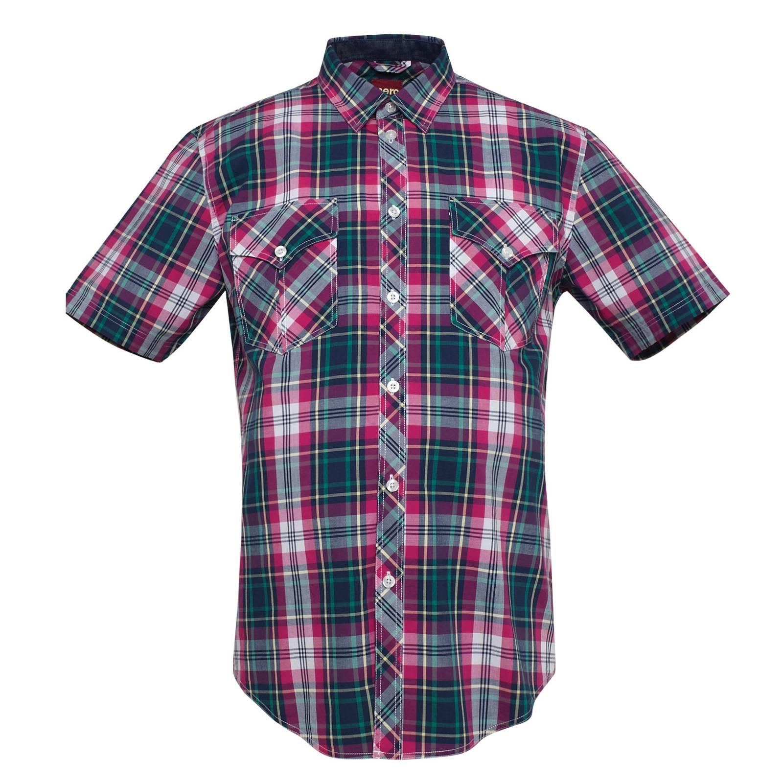Рубашка GrahamРубашки<br><br><br>Артикул: 1512112<br>Материал: 100% хлопок<br>Цвет: розовый<br>Пол: Мужской