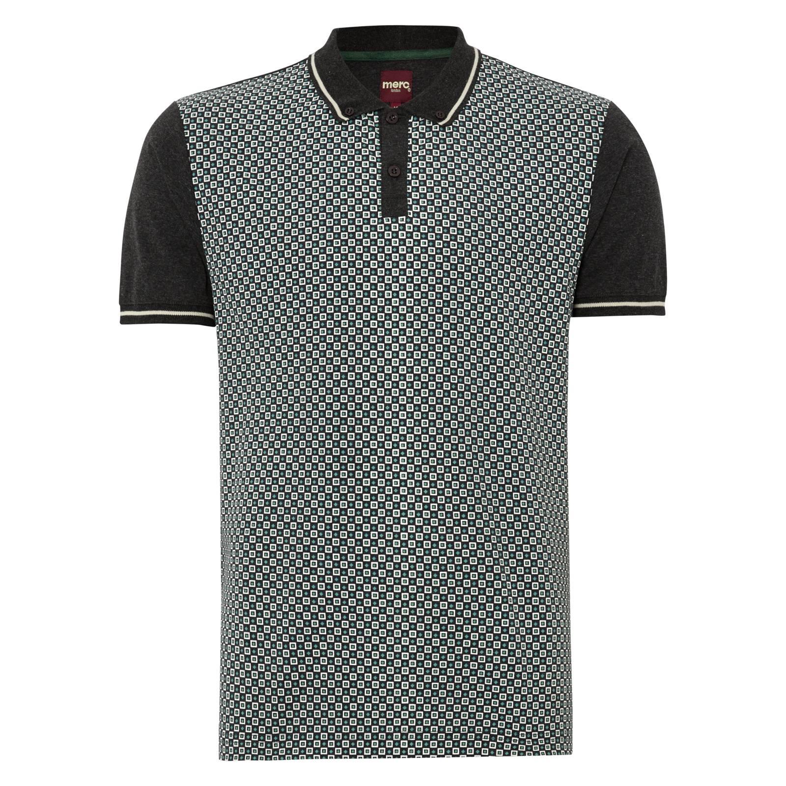 Рубашка Поло FreyПоло<br><br><br>Артикул: 1914111<br>Материал: 100% хлопок<br>Цвет: темно-зеленый<br>Пол: Мужской