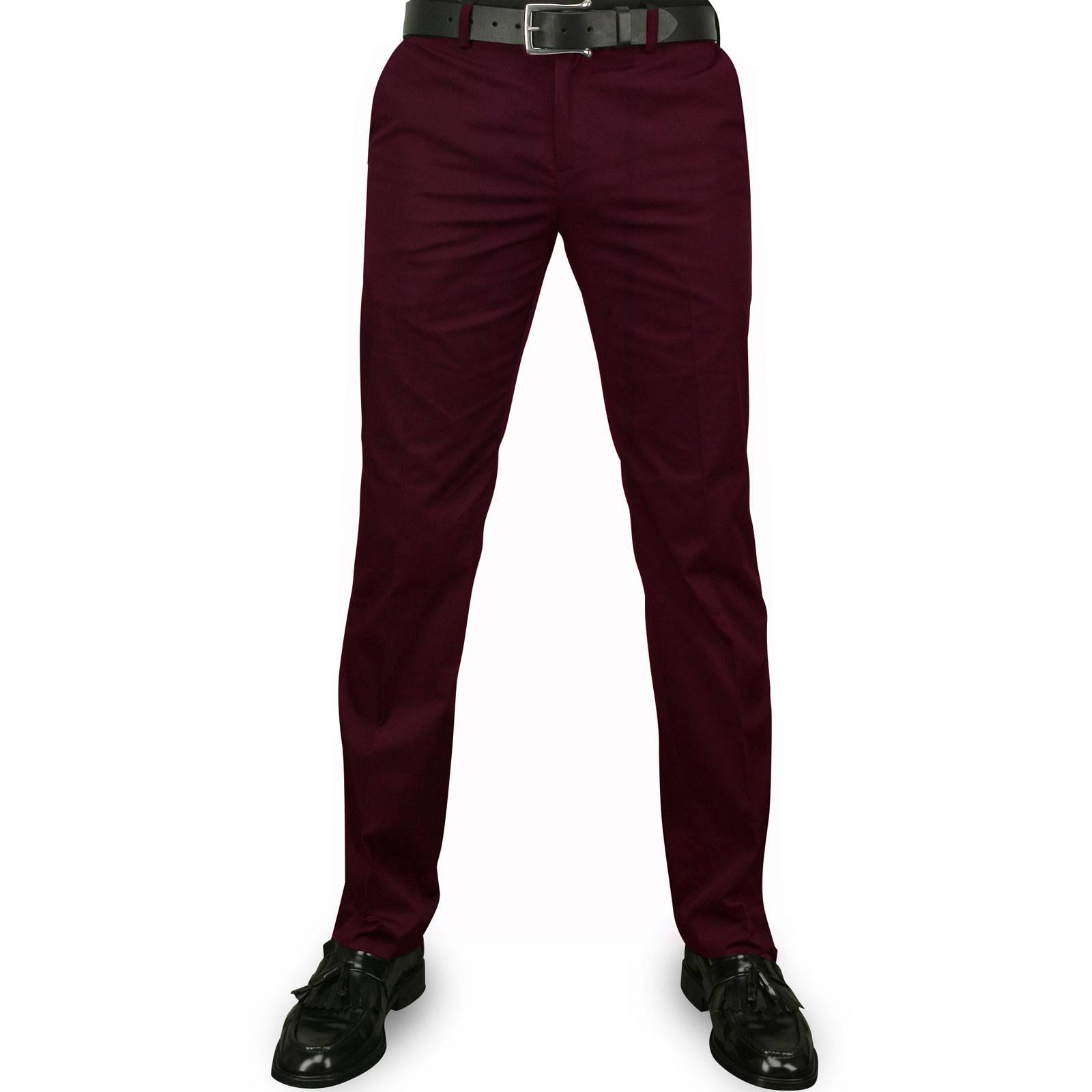 Sta-Prest Брюки WinstonCORE<br>Зауженные брюки классического кроя из плотной комбинированной ткани - модифицированная под современный look ретро модель Sta-Prest, получившая известность в 60-х как одна из первых разновидностей casual брюк, сужающихся к низу. Моды сочетали их с Лоферами, Челси и полосатыми блейзерами, а &amp;amp;quot;традиционные скинхеды&amp;amp;quot; и сьюдхеды - с тяжелыми ботинками фирмы Dr. Martens, клетчатыми рубашками, узкими подтяжками и пальто кромби. &amp;lt;br /&amp;gt;<br>&amp;lt;br /&amp;gt;<br>Первоначально эти брюки имели высокую талию, и их было принято носить подвернутыми или на итальянский манер - до уровня лодыжки. Сегодня они абсолютно универсальны, имеют стандартную посадку и несколько вариантов длинны. Их можно комбинировать с рубашками или поло, топсайдерами или классическими кроссовками. &amp;lt;br /&amp;gt;<br>&amp;lt;br /&amp;gt;<br>Преимуществом данной модели является то, что на них почти не образуется помятостей и складок, а стрелка остается ровной и очерченной после множества стирок без использования утюга.<br><br>Артикул: 1210201<br>Материал: 65% хлопок 35% полиэстер<br>Цвет: бордовый<br>Пол: Мужской