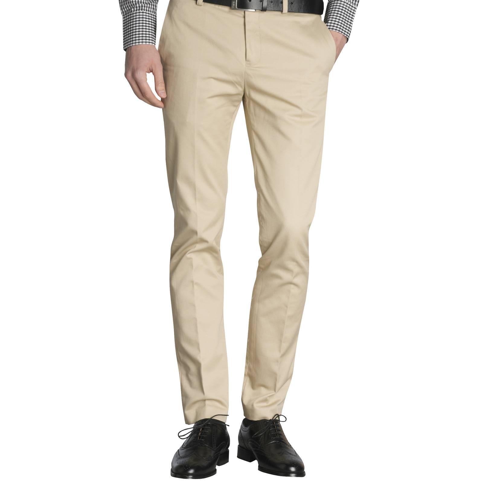 Sta-Prest Брюки WinstonCORE<br>Зауженные брюки классического кроя из плотной комбинированной ткани - модифицированная под современный look ретро модель Sta-Prest, получившая известность в 60-х как одна из первых разновидностей casual брюк, сужающихся к низу. Моды сочетали их с Лоферами, Челси и полосатыми блейзерами, а &amp;amp;quot;традиционные скинхеды&amp;amp;quot; и сьюдхеды - с тяжелыми ботинками фирмы Dr. Martens, клетчатыми рубашками, узкими подтяжками и пальто кромби. &amp;lt;br /&amp;gt;<br>&amp;lt;br /&amp;gt;<br>Первоначально эти брюки имели высокую талию, и их было принято носить подвернутыми или на итальянский манер - до уровня лодыжки. Сегодня они абсолютно универсальны, имеют стандартную посадку и несколько вариантов длинны. Их можно комбинировать с рубашками или поло, топсайдерами или классическими кроссовками. &amp;lt;br /&amp;gt;<br>&amp;lt;br /&amp;gt;<br>Преимуществом данной модели является то, что на них почти не образуется помятостей и складок, а стрелка остается ровной и очерченной после множества стирок без использования утюга.<br><br>Артикул: 1210201<br>Материал: 65% хлопок 35% полиэстер<br>Цвет: кремовый<br>Пол: Мужской