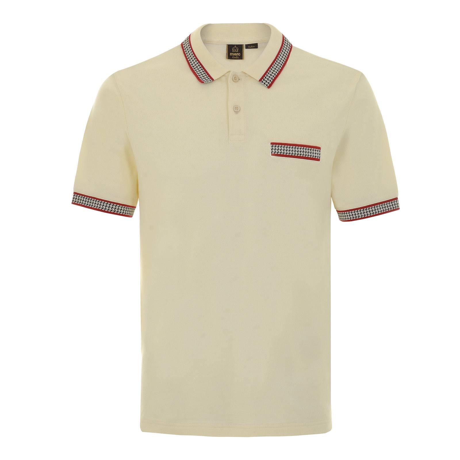 Рубашка Поло VenturaПоло<br><br><br>Артикул: 1915103<br>Материал: 100% хлопок<br>Цвет: винтажный белый<br>Пол: Мужской
