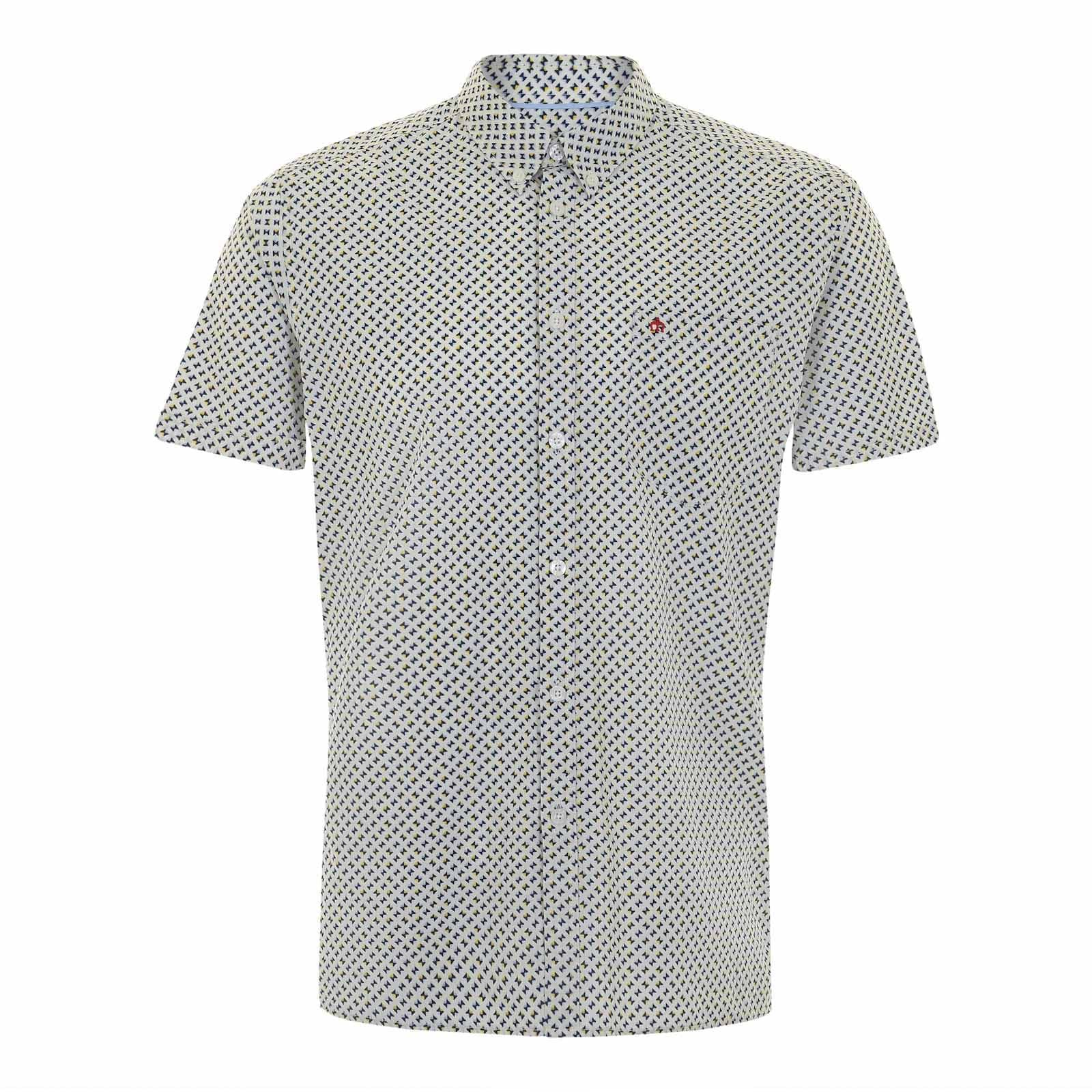 Рубашка MissonРубашки<br><br><br>Артикул: 1515102<br>Материал: 100% хлопок<br>Цвет: молочный<br>Пол: Мужской