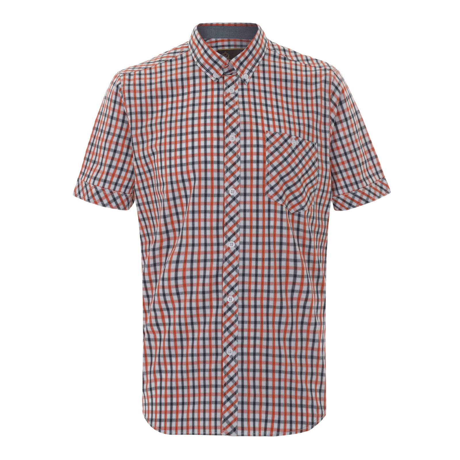 Рубашка JekyllРубашки<br><br><br>Артикул: 1515111<br>Материал: 65% полиэстер, 35% хлопок<br>Цвет: оранжевый<br>Пол: Мужской