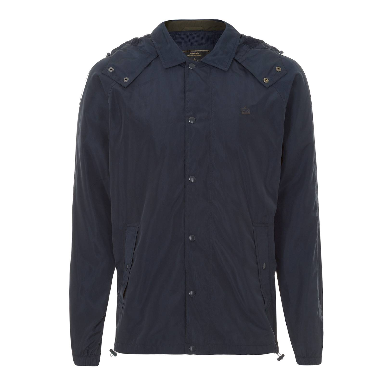 Куртка MontereyВерхняя одежда<br><br><br>Артикул: 1115101<br>Материал: 100% нейлон<br>Цвет: синий<br>Пол: Мужской