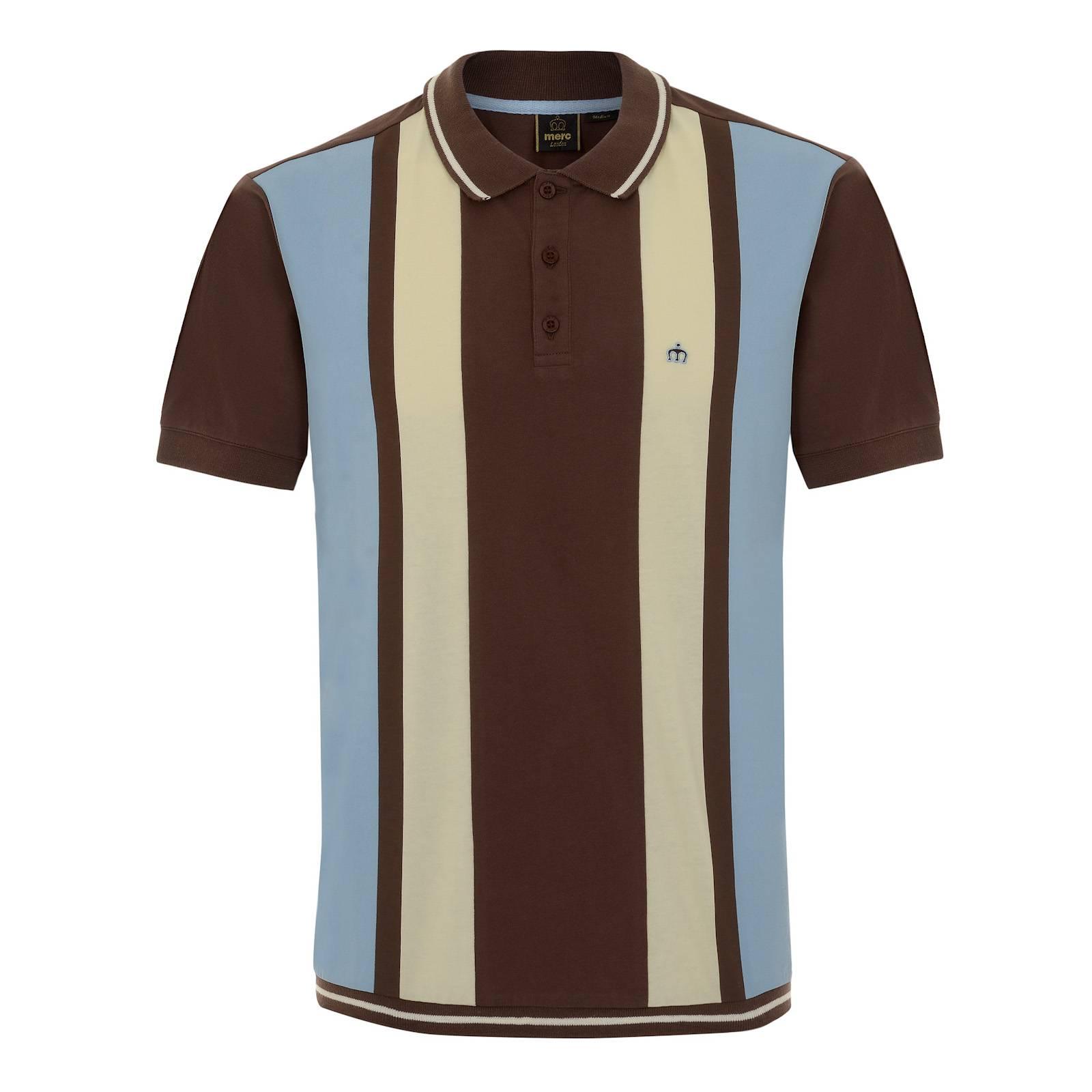 Merc London Рубашка Поло Deerfield • 1915104