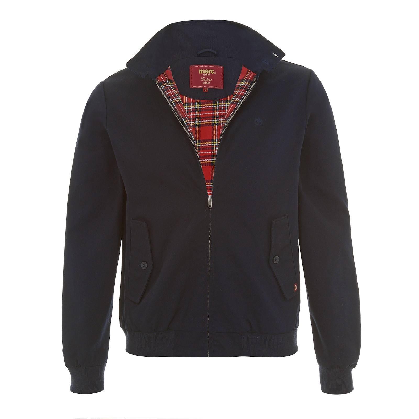 Куртка HarringtonСлайдер на главной<br><br><br>Артикул: 1104106<br>Материал: 60% хлопок, 40% полиэстер / Подкладка 100% хлопок<br>Цвет: синий<br>Пол: Мужской