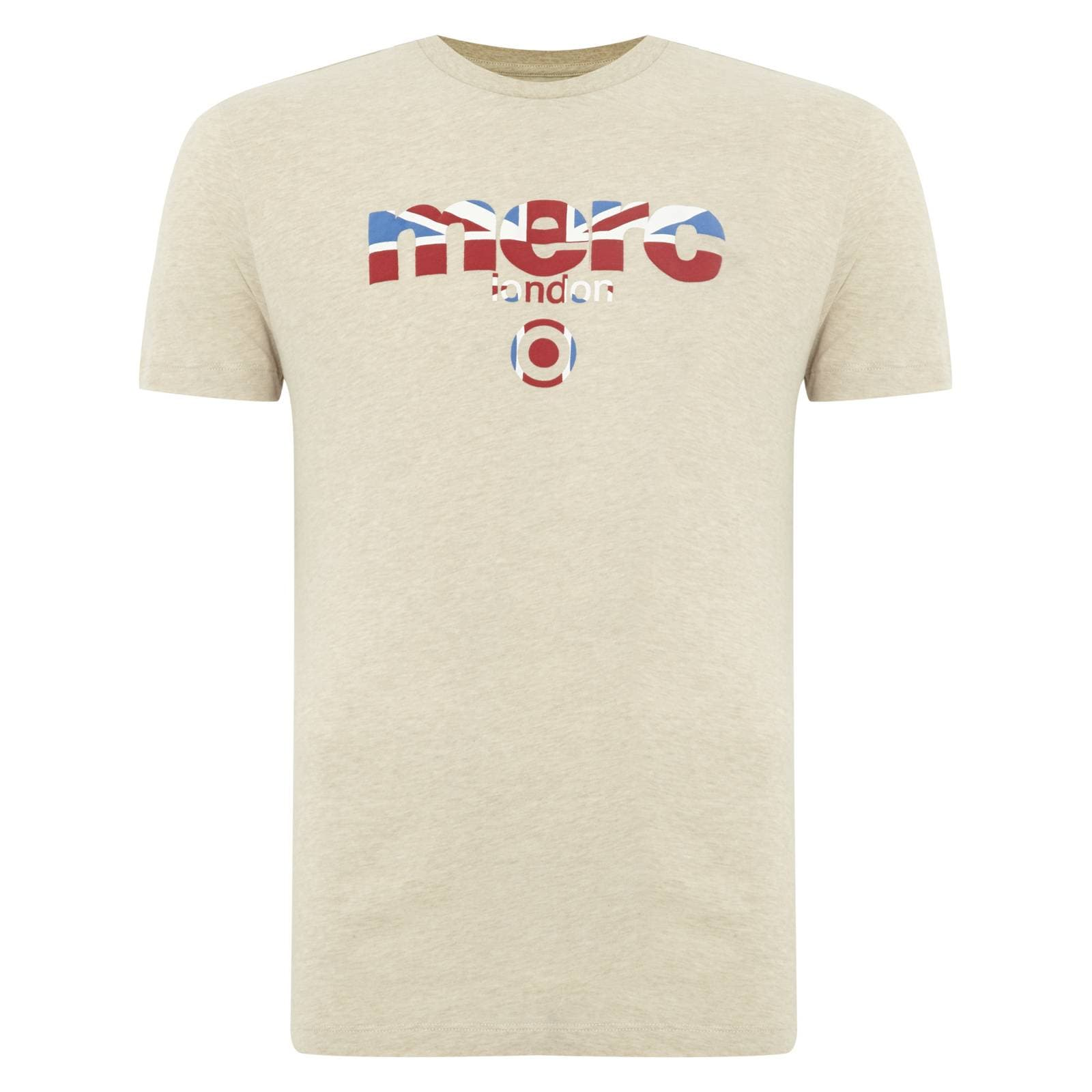 Футболка BroadwellФутболки<br>Яркая футболка всесезонной базовой линии &amp;amp;quot;Core&amp;amp;quot; с классическим логотипом Merc, украшенным Union Jack. Высокое качество нанесения принта исключает его облезание в результате стирок. Трехцветный Британский флаг позволяет легко комбинировать эту футболку со множеством вариантов джинсов, шорт, обуви и брюк в различных цветовых решениях. Отлично сочетается с олимпийками, кардиганами и верхней одеждой. Произведено в Европейском Союзе<br><br>Артикул: 1709210<br>Материал: 100% хлопок<br>Цвет: бежевый<br>Пол: Мужской