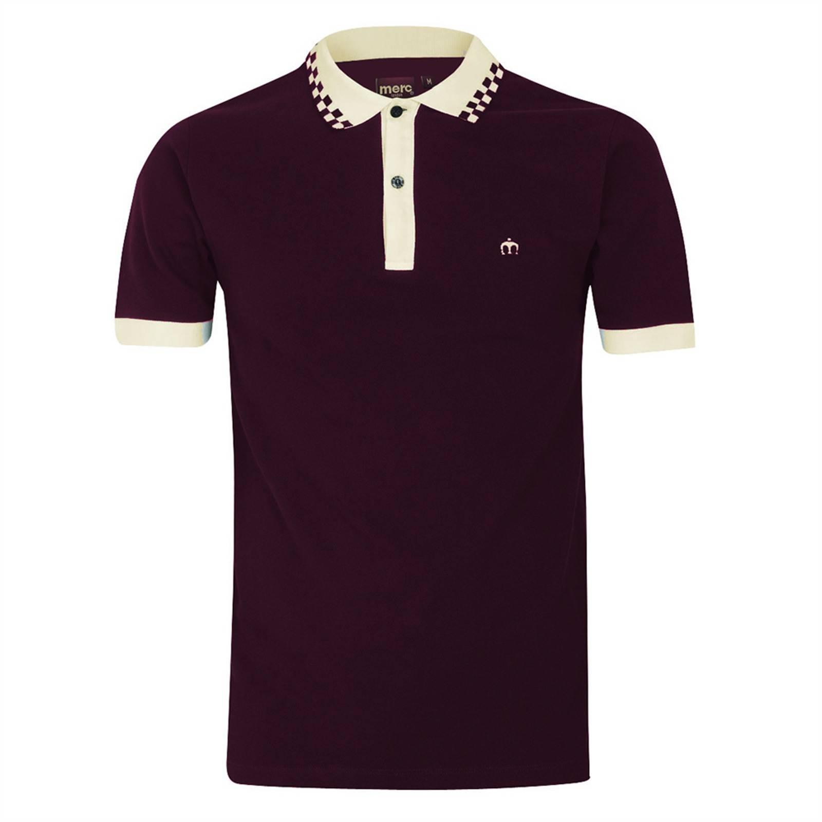 Рубашка Поло Nova от MercLondon