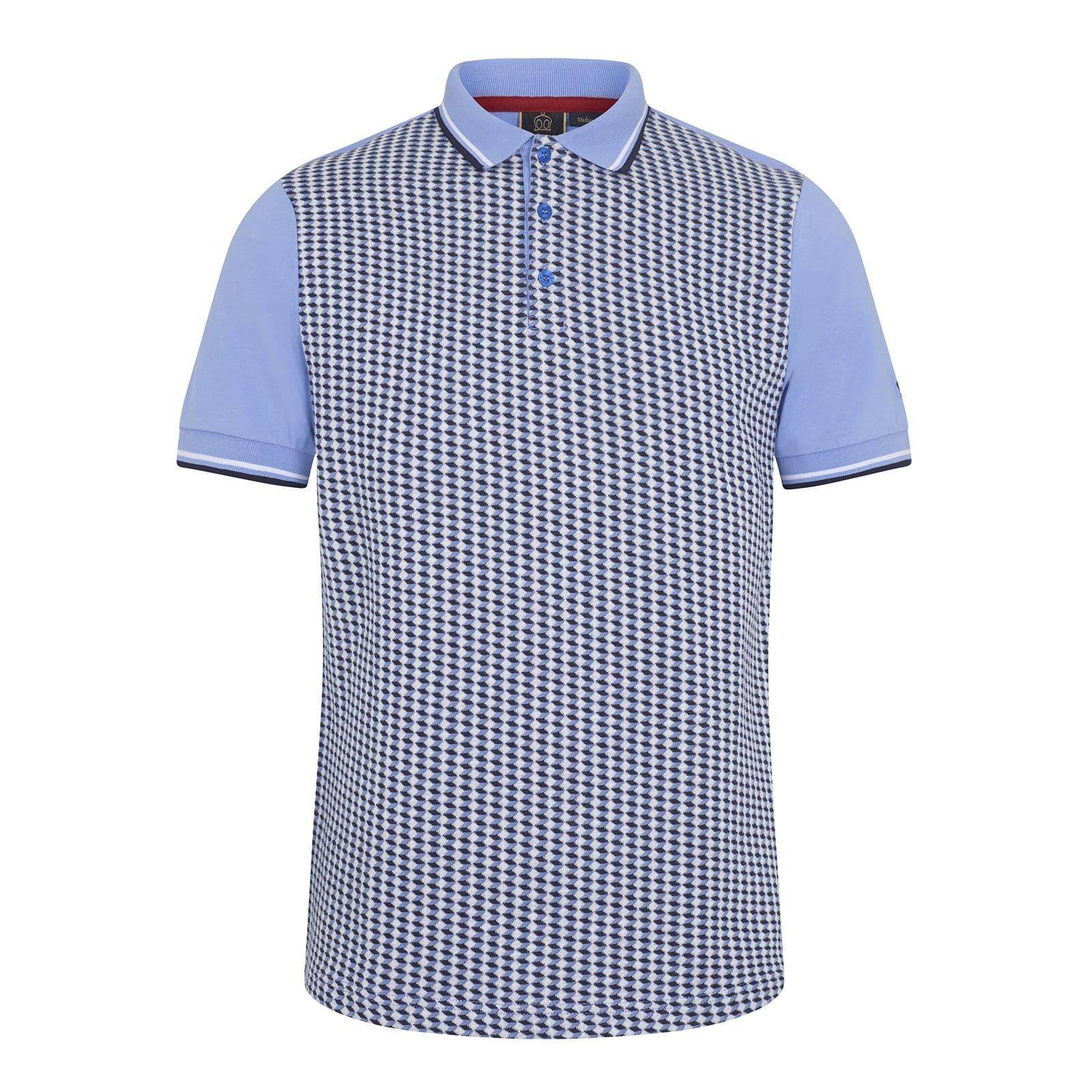 Рубашка Поло ManorПоло под заказ<br><br><br>Артикул: 1917204<br>Материал: 100% хлопок<br>Цвет: голубой<br>Пол: Мужской