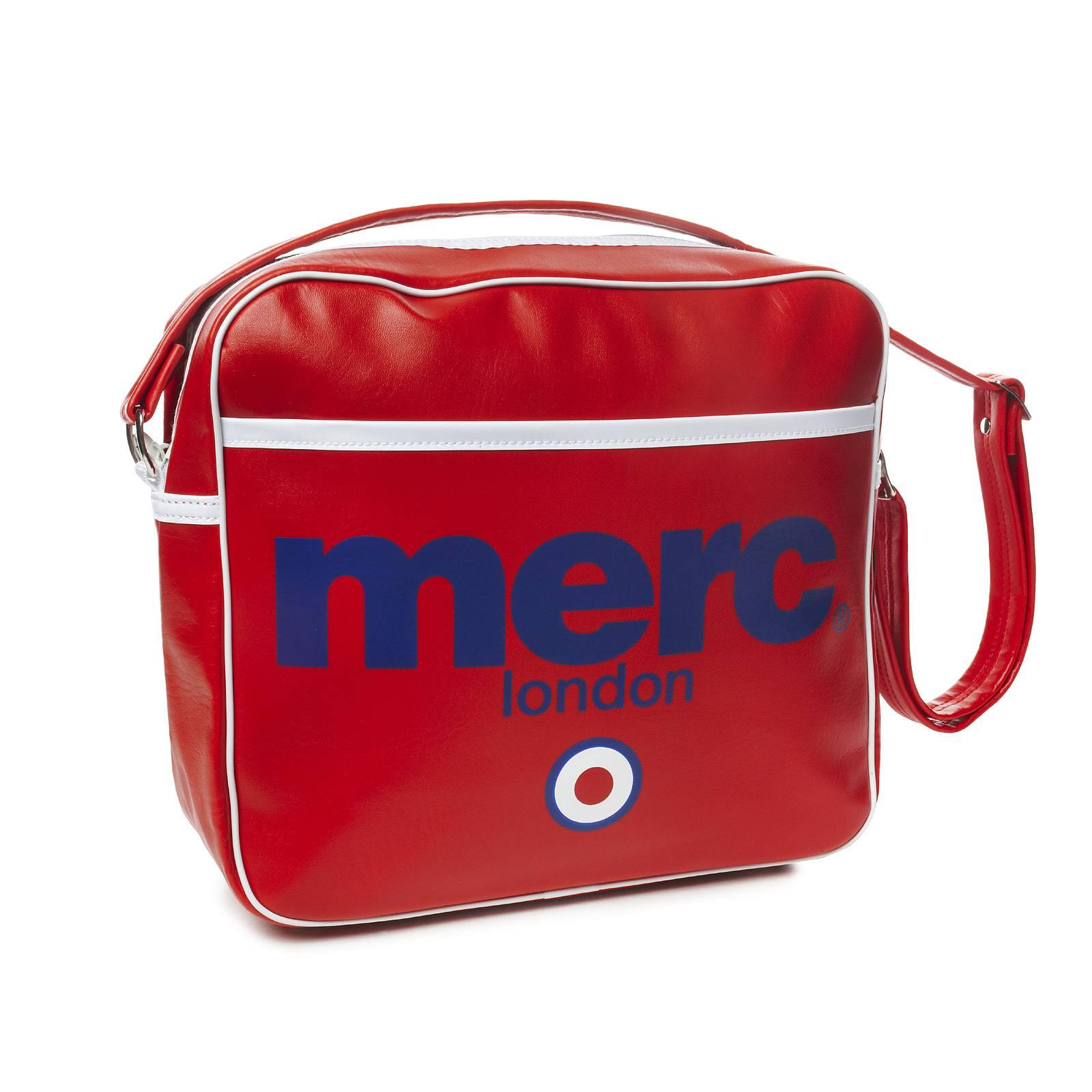 Сумка AirlineАксессуары<br>Виниловая сумка-почтальонка c контрастным фирменным логотипом и символом mod-движения - &amp;amp;quot;таргетом&amp;amp;quot;. Имеет внутреннее отделение на молнии для мелочей. Регулируемый по длине ремень позволяет носить ее на плече или продевать через голову, освобождая руки. Ширина 30см х высота 26см х глубина 10см. Сумка свободно вмещает папки и блокноты формата А4. Является аксессуаром унисекс, отлично вписываясь как в мужской, так и в женский спортивный или кэжуальнй гардероб.<br><br>Артикул: 1004107<br>Материал: 100% полиуретан<br>Цвет: красный<br>Пол: Мужской