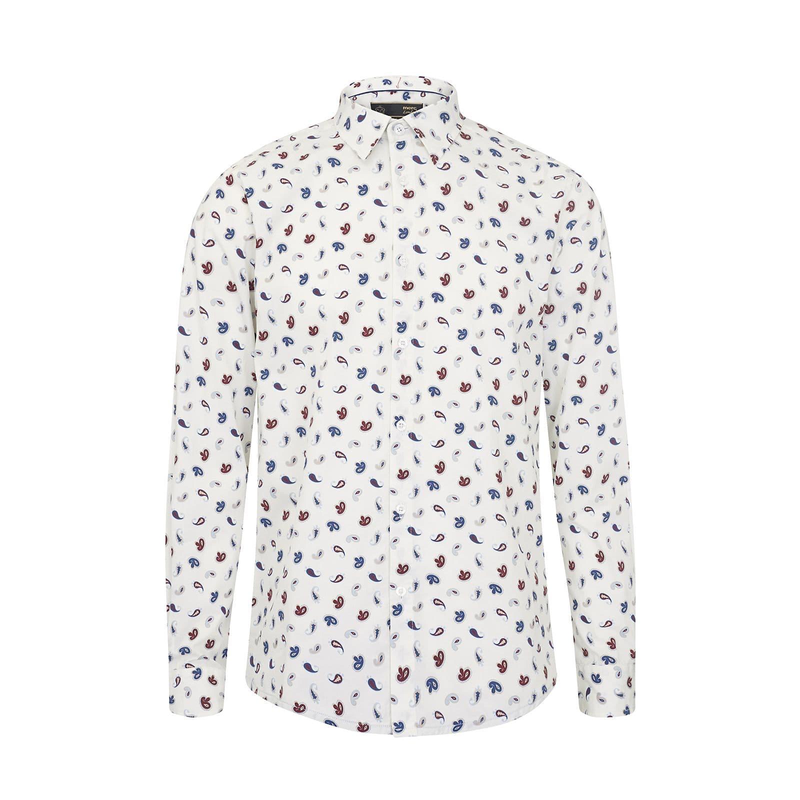 Рубашка AlanРубашки под заказ<br><br><br>Артикул: 1517201<br>Материал: 100% хлопок<br>Цвет: белый<br>Пол: Мужской