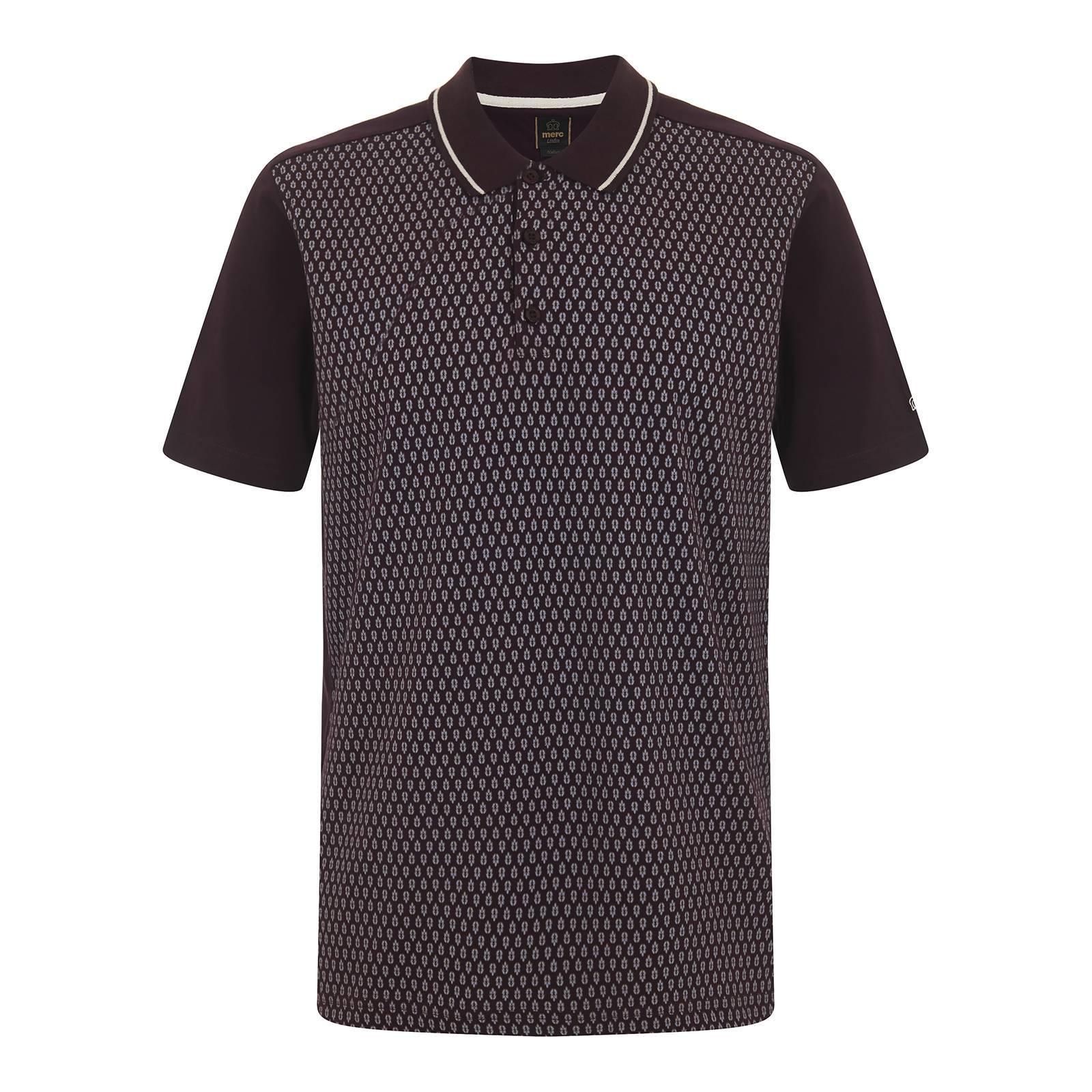 Рубашка Поло WilkinsПоло<br><br><br>Артикул: 1915205<br>Материал: 100% хлопок<br>Цвет: темно-бордовый<br>Пол: Мужской