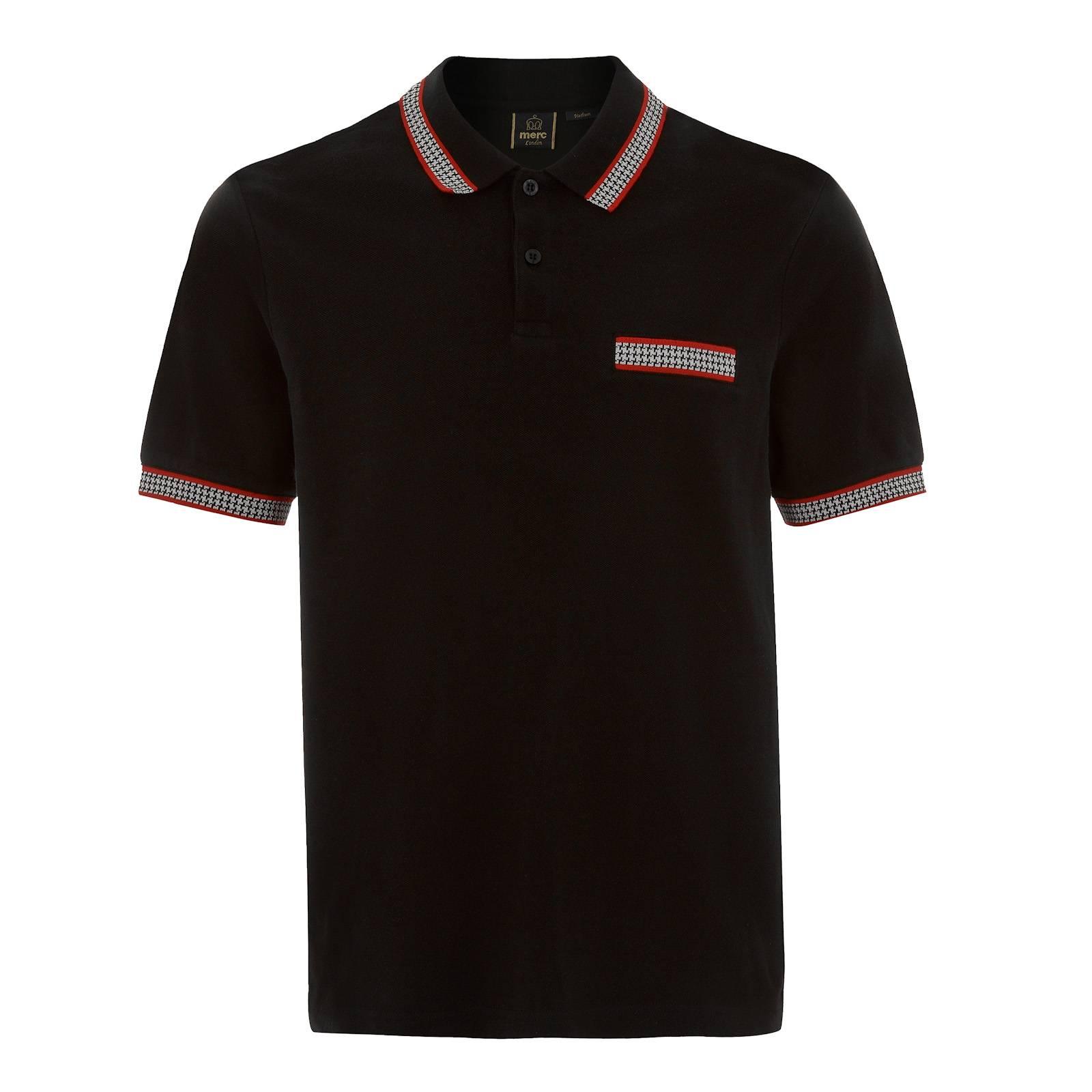 Рубашка Поло VenturaRude Boy by Merc<br><br><br>Артикул: 1915103<br>Материал: 100% хлопок<br>Цвет: черный<br>Пол: Мужской