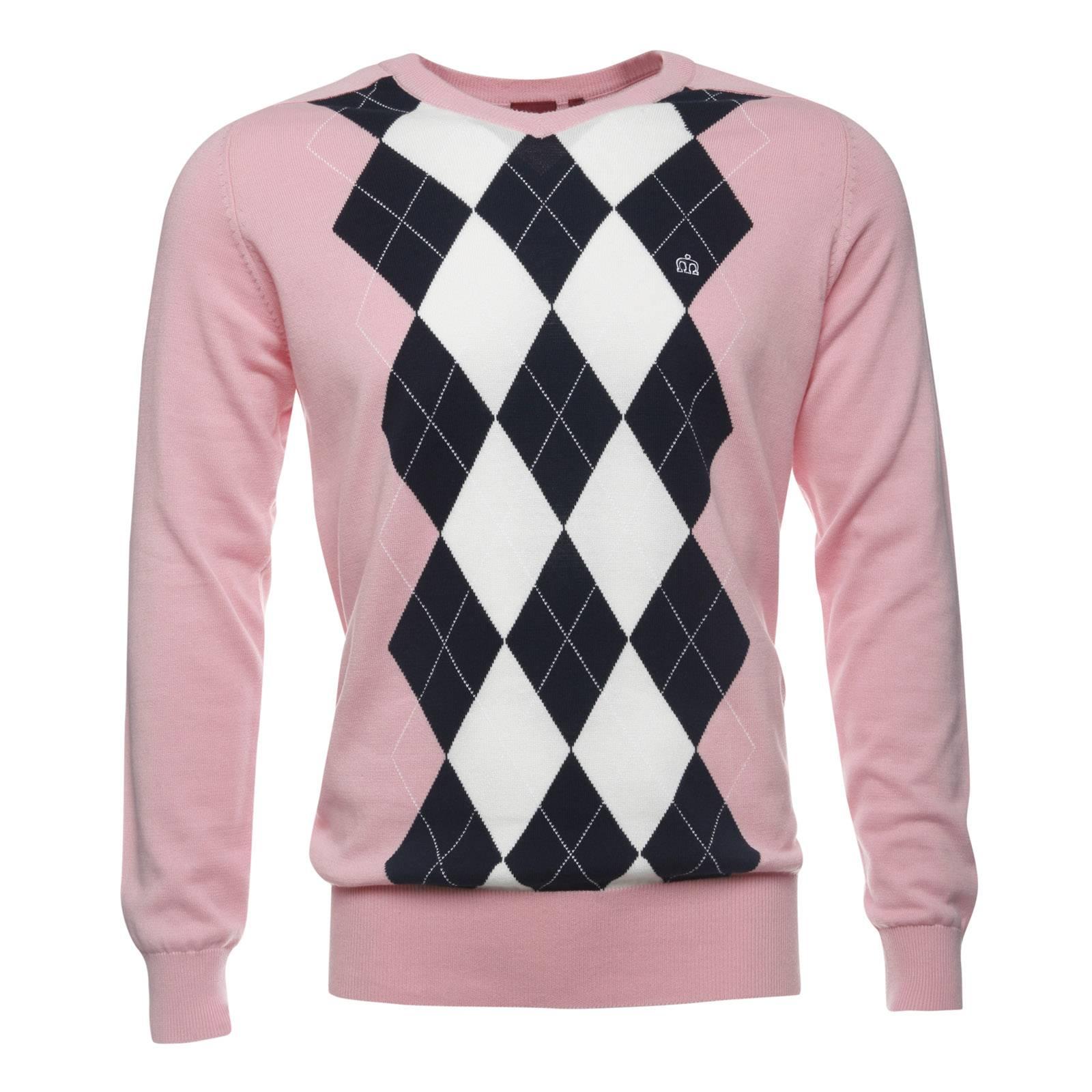 Пуловер RifleПуловеры<br><br><br>Артикул: 1611101<br>Материал: 100% хлопок<br>Цвет: розовый<br>Пол: Мужской