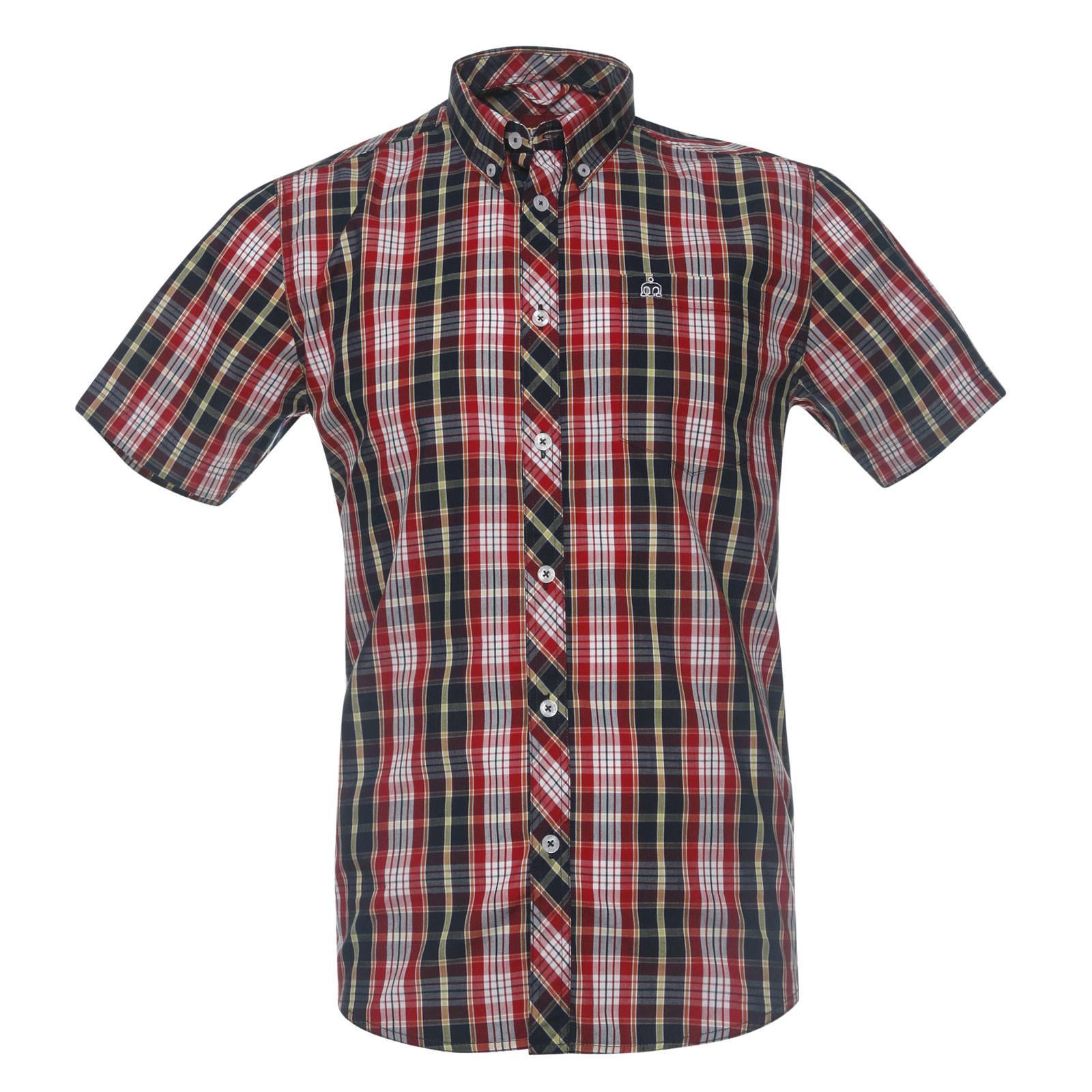 Рубашка DaviesButton Down<br><br><br>Артикул: 1511101<br>Материал: 100% хлопок<br>Цвет: синий<br>Пол: Мужской