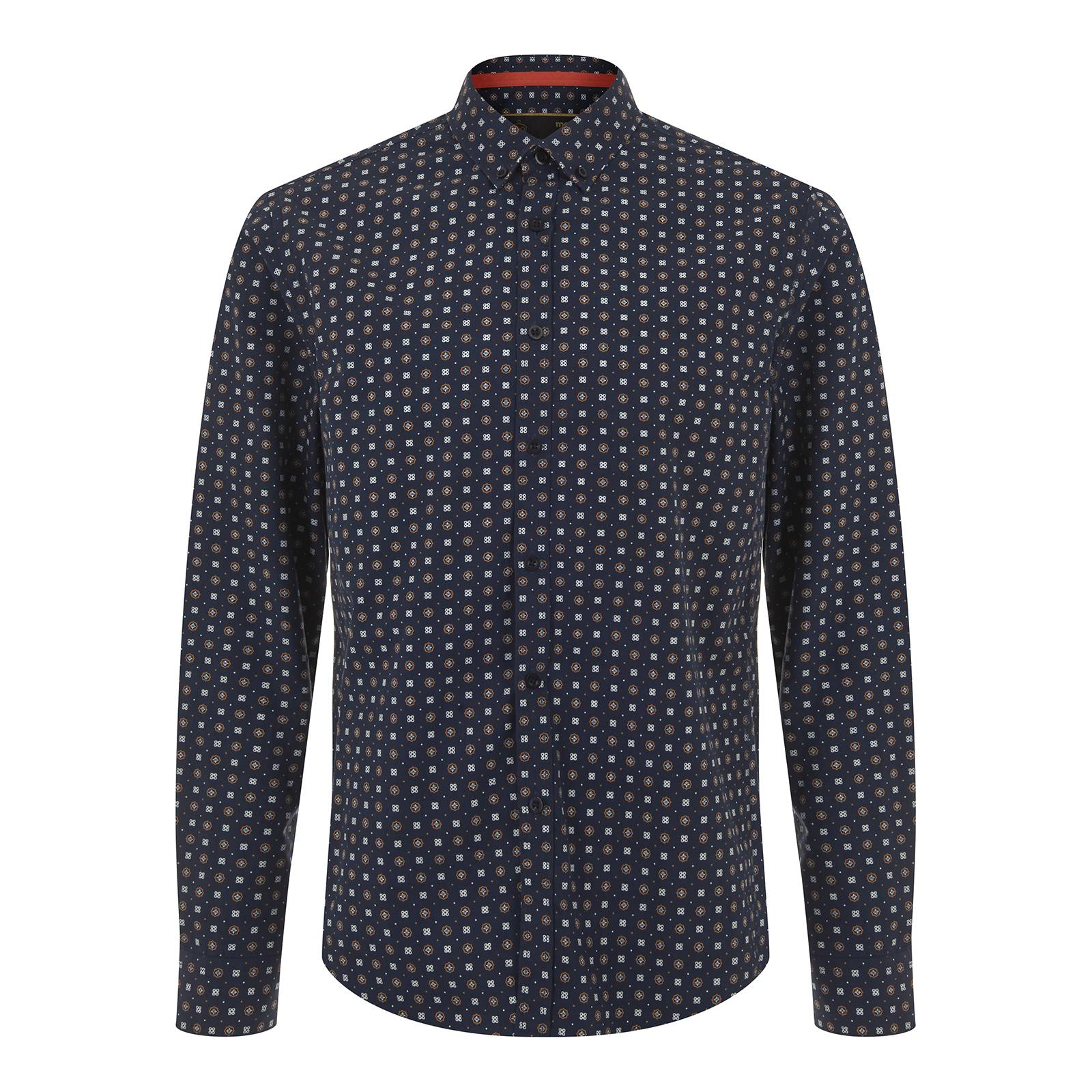 Merc London Рубашка Pickett • 1516106