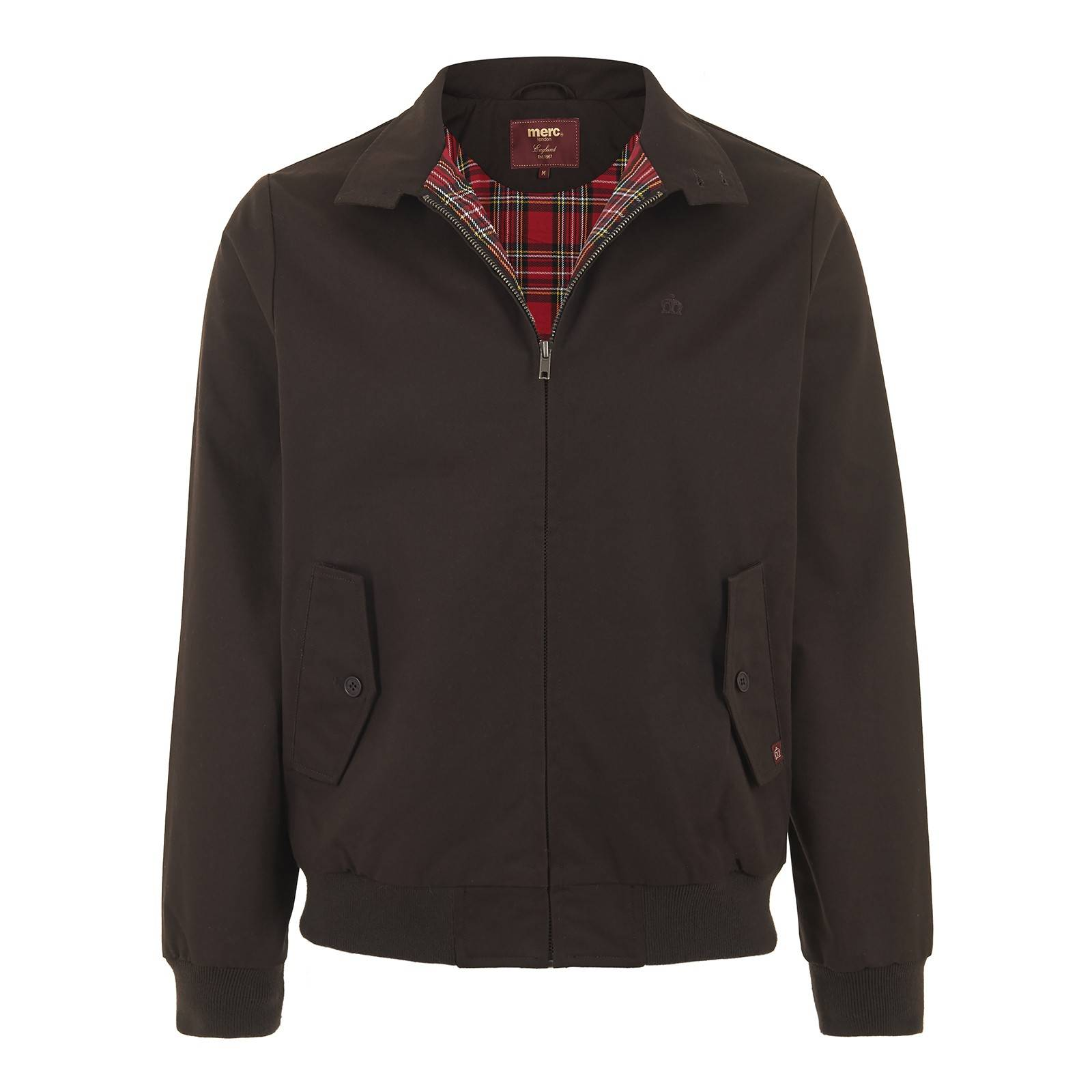 Merc London Куртка Harrington • 1104106