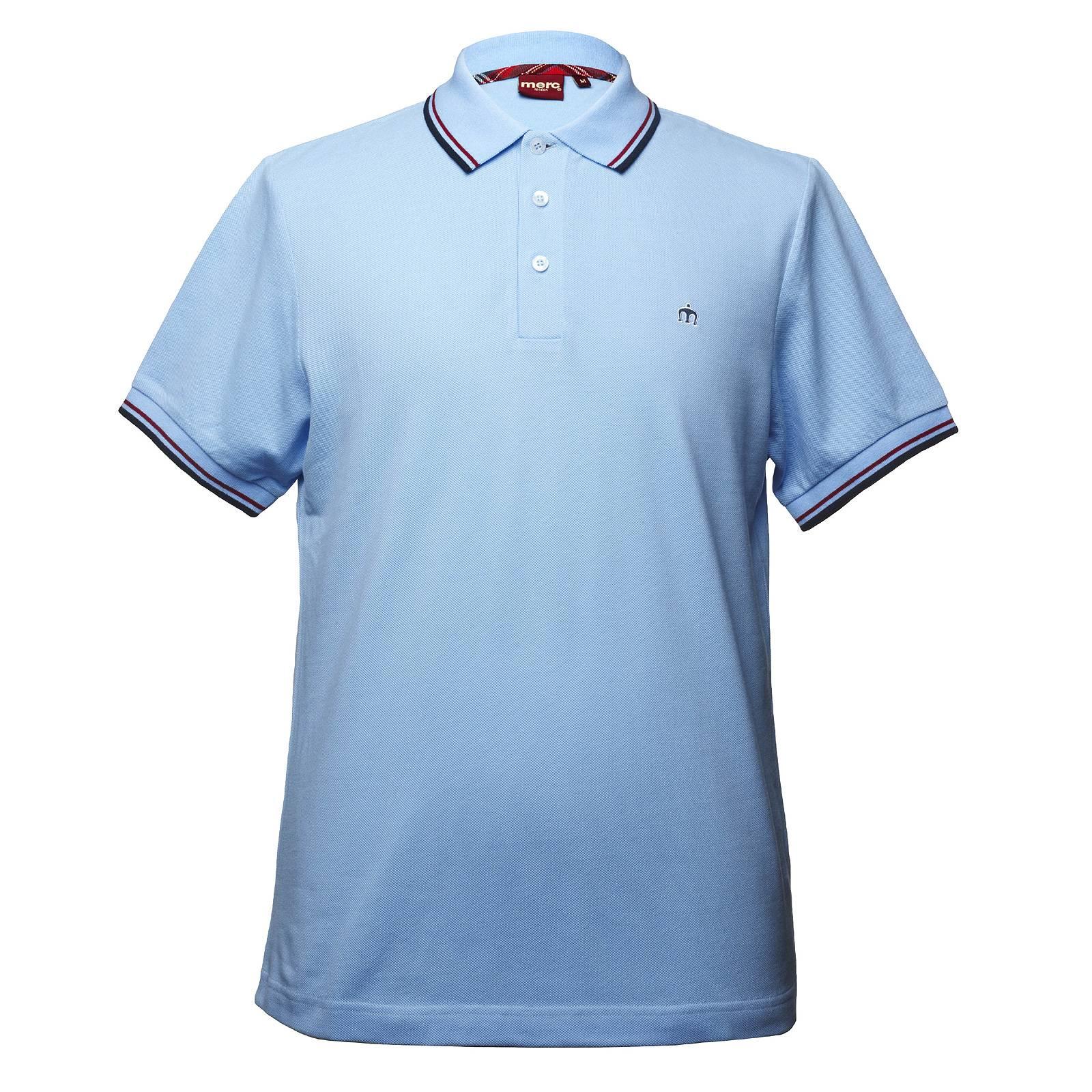 Рубашка Поло CardCORE<br>Эта легендарная, выпускаемая на протяжении десятилетий модель базовой линии &amp;amp;quot;Core&amp;amp;quot; производится из высококачественной хлопковой ткани &amp;amp;quot;пике&amp;amp;quot; - прочной и долговечной. Аккуратный логотип в виде короны привносит аристократизм, контрастные полосы на воротнике и манжетах подчеркивают силуэт, а широкая цветовая палитра поможет подобрать ключ к любому гардеробу - от различного фасона джинсов и брюк до строгой обуви или кроссовок. Нестареющая классика от Merc - традиции и современность.<br><br>Артикул: 1906203<br>Материал: 100% хлопок<br>Цвет: голубой<br>Пол: Мужской