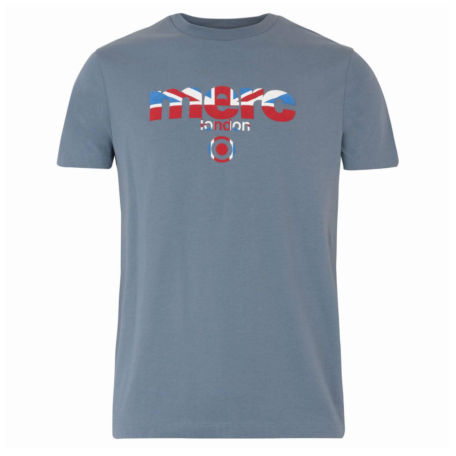 Футболка BroadwellCORE<br>Яркая футболка всесезонной базовой линии &amp;amp;quot;Core&amp;amp;quot; с классическим логотипом Merc, украшенным Union Jack. Высокое качество нанесения принта исключает его облезание в результате стирок. Трехцветный Британский флаг позволяет легко комбинировать эту футболку со множеством вариантов джинсов, шорт, обуви и брюк в различных цветовых решениях. Отлично сочетается с олимпийками, кардиганами и верхней одеждой. Произведено в Европейском Союзе<br><br>Артикул: 1709210<br>Материал: 100% хлопок<br>Цвет: бирюзовый<br>Пол: Мужской