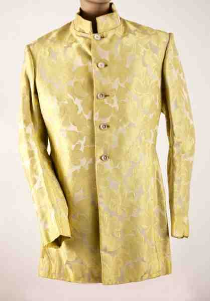 Jacket with a mandarin collar from Dandie Fashions worn by Paul McCartney in 1967..jpg