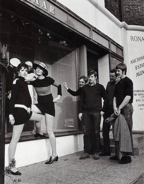Sex boutique kings road