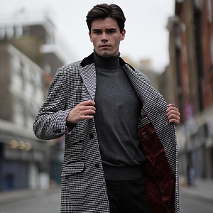Thornhill Wool Coat